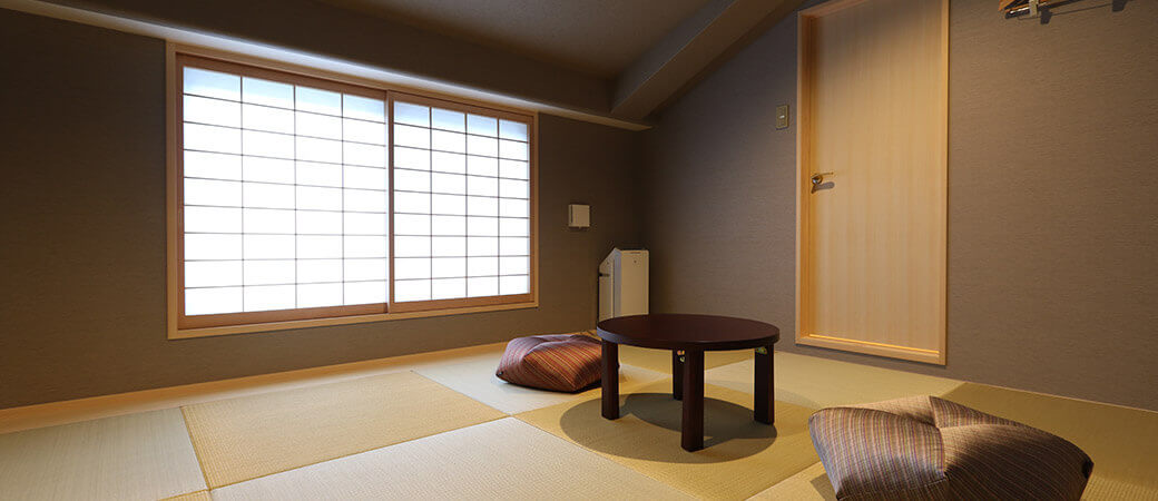 Japanese-Style Superior Twin Room
